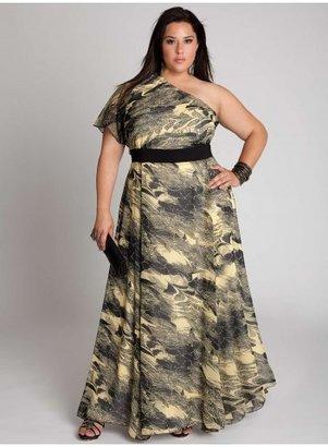 IGIGI Eva Plus Size Maxi Dress