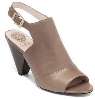 Vince Camuto Erro Nappa High-Heel Sandals