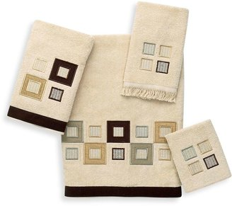 Avanti Metropolis Bath Towel Collection in Linen