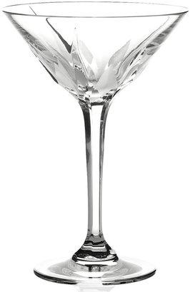 "Mikasa Flame D'amore"" Martini Glass"