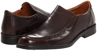 Josef Seibel Douglas 06 (Espresso) Men's Slip-on Dress Shoes
