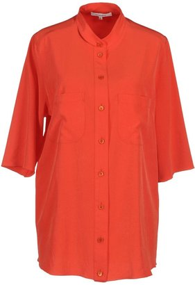 Carven Shirts with 3/4-length sleeves