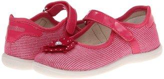 Naturino 7888 (Toddler/Little Kid) (Fuchsia Net) - Footwear