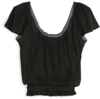 Nina Ricci Cotton Voile Top