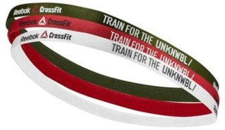 Reebok CrossFit 3 Pack Womens Thin Headband