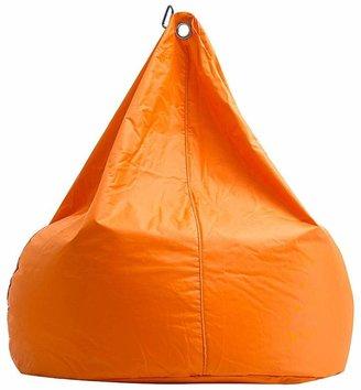Furniture Runway Collections Kalahari Outdoor Bean Bag Cover, Medium, OrangeK