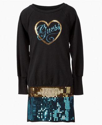 GUESS Shirt, Girls Sequin Shirt