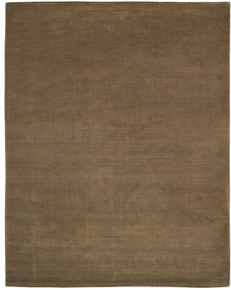 DwellStudio Mini Stripe Bronze Rug 8X10