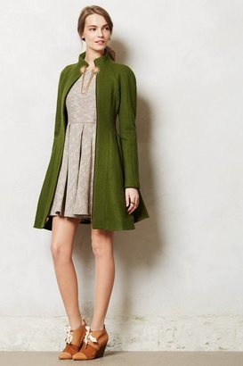Anthropologie Skyscape Coat