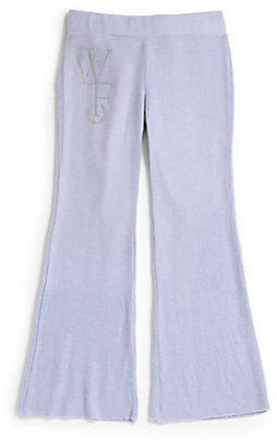 Westminster Wildfox Kids Toddler's & Little Girl's Sweatpants