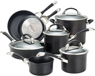 Circulon Symmetry Cookware Set 11pc-Black
