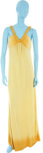 Plenty by Tracy Reese Dip Dye Maxi Dress- Yellow