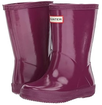 Hunter Original Kids' First Classic Gloss Rain Boot (Toddler)