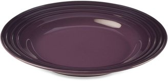Le Creuset 10-Inch Rimmed Soup Bowl in Cassis