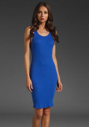 Market Ribbed Carmen Maxi Dress
