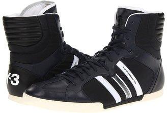 Yohji Yamamoto Sala High (Navy/Running White/Chalk 2) - Footwear