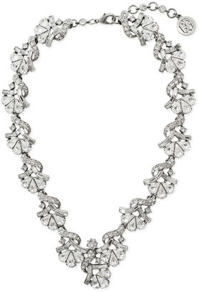 Ben-Amun Twisted Floral Statement Necklace