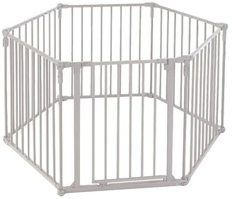North States 3-in-1 Metal Superyard Gate