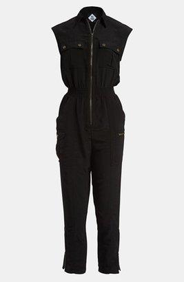Viva Vena Viva Vena! Cargo Jumpsuit Black 6
