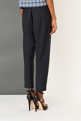 Topshop Draw Cord Trousers By Boutique