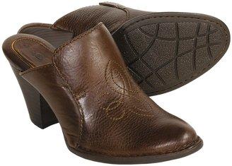 Børn Sheila Clogs - Bison Leather (For Women)