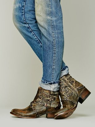 Freebird by Steven Tulsa Wrap Ankle Boot