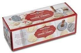 Nordicware Holiday Cast Cookie Stamps