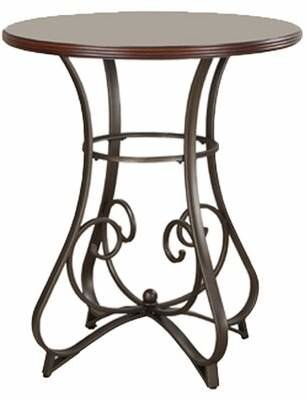 Powell Furniture Powell Pewter Pub Table Powell Furniture