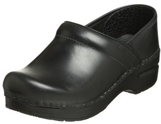 Dansko Women's Professional Pro Cabrio Leather Clog $124.95 thestylecure.com