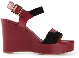 Chloé chunky platform sandals