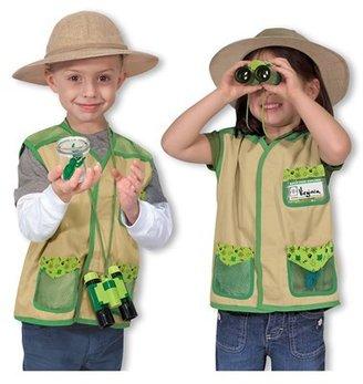 Melissa & Doug 'Backyard Explorer' Costume (Toddler)