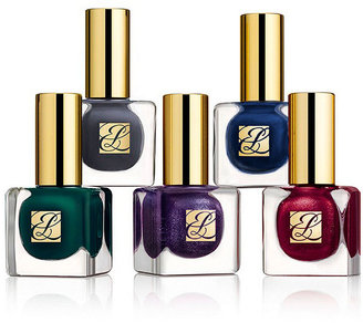 Estee Lauder Pure Color Long Lasting Nail Lacquer - Tom Pecheux's Beyond Black