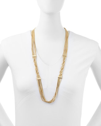 Fragments for Neiman Marcus Golden Braid Chain Necklace