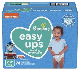 Pampers Easy Ups Thomas & Friends Training Underwear (Select Size)- Boys