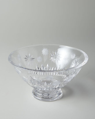 """Waterford Snowflake Wishes"""" Bowl"""