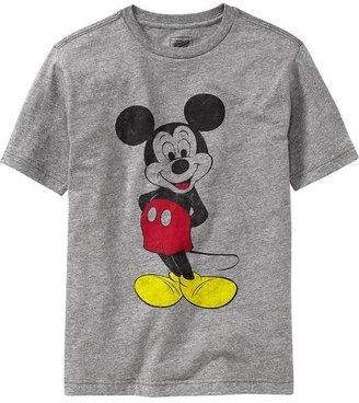 Old Navy Boys Disney© Mickey Mouse Tees