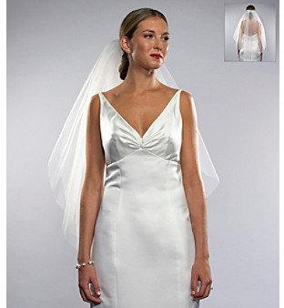 Nina Bridal Kate Two-Tier Elbow Length Veil