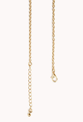 Forever 21 Bow Necklace