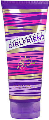 Justin Bieber's Girlfriend Shimmering Body Lotion