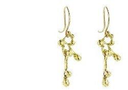 Ten Thousand Things Short Quasar Earrings - 18 Karat Gold