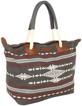 Billabong Sun Chaser Beachbag (Off Black) - Bags and Luggage