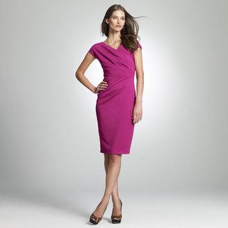 Jones New York Cap Sleeve Dress