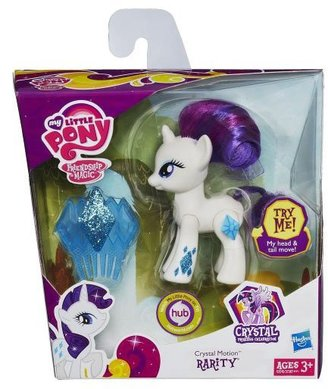 My Little Pony Crystal Motion Rarity Doll