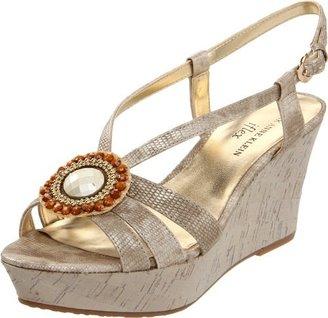 AK Anne Klein Women's Kassidy Platform Sandal