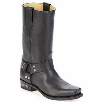 Sendra EDDY men's High Boots in Black