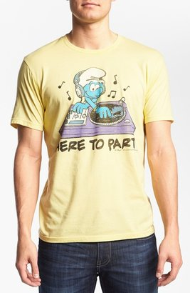 Junk Food 'Here To Party' T-Shirt