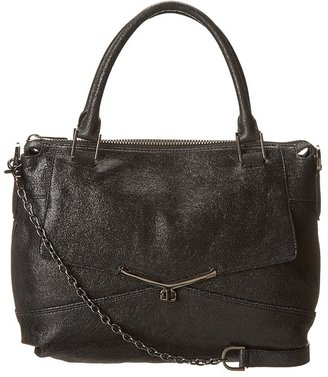 Botkier Valentina Satchel (Black) - Bags and Luggage