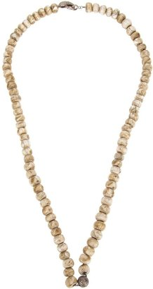 Loree Rodkin Large Beaded Necklace