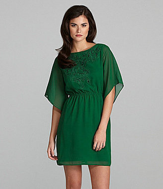 Gianni Bini Constance Georgette Dress
