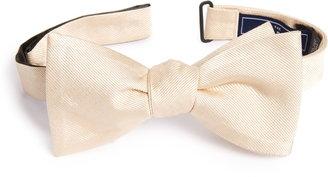 The Tie Bar Silk Solid Bow Tie